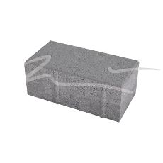 Betonová zámková dlažba BROŽ PARKETA šedá, výška 40 mm
