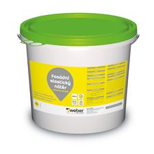 Barva fasádní weberton elastik bílá 25 kg