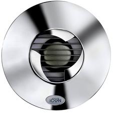Kryt k ventilátoru ICON 15, chrom