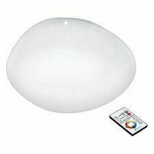 Svítidlo LED s dálkovým ovládáním Eglo Sileras 24 W