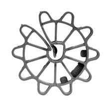 Distanční kroužek DISTECH Dinki (4-12)  výška 25 mm