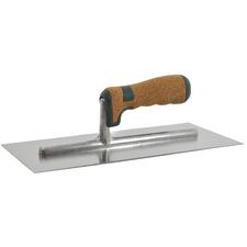 Hladítko nerezové na sádrokarton DEK 130×300 mm