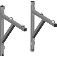 Nástěnná konzola pro vnější modul WOLF