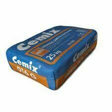 Omítka sádrová CEMIX 016G velveta gletovaná 25 kg