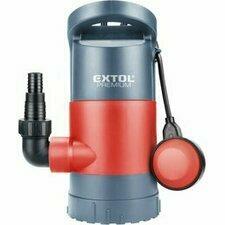 Čerpadlo na znečištěnou vodu Extol Premium