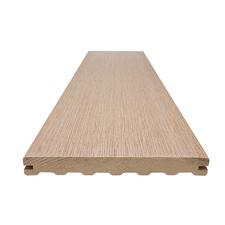 Prkno terasové dřevoplastové WOODPLASTIC RUSTIC MAX teak