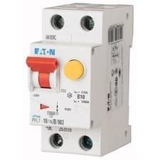 Chránič proudový s jištěním Eaton PFL7-10/1N/B/003 10 kA 2pól 10 A