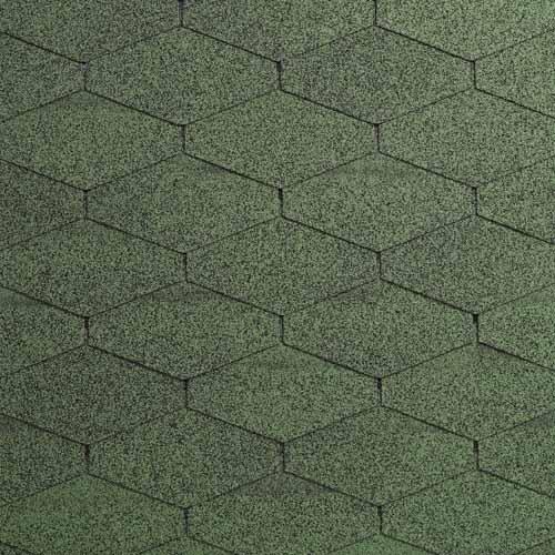 Šindel asfaltový IKO Diamant Plus 03 amazon zelená