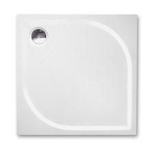 Vanička sprchová Roth ALOHA-M 800×800×30 mm litý mramor