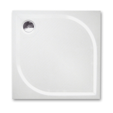 Vanička sprchová Roth ALOHA-M 900×900×30 mm litý mramor