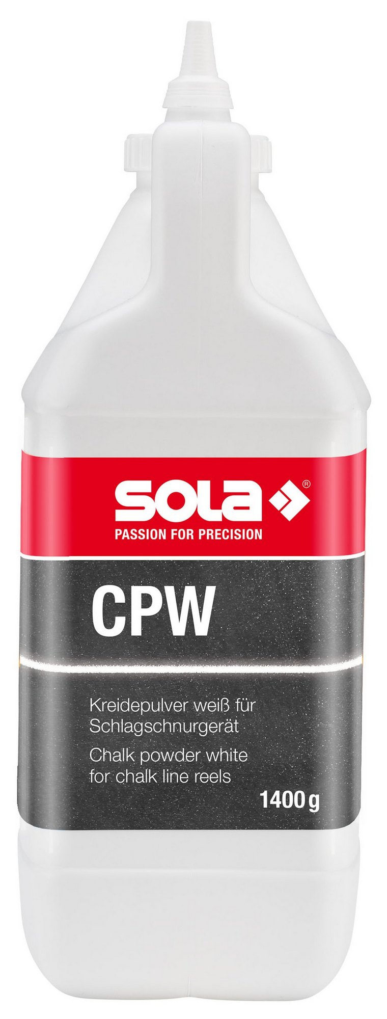 Křída značkovací SOLA CPW bílá 1,4 kg