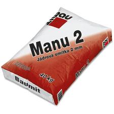 Omítka jádrová Baumit MANU 2 40 kg