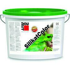 Barva fasádní Baumit SilikatColor probarvená 14 l
