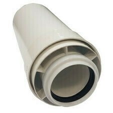 Trubka koaxiální PPs/Al 60/100 délka 0,5 m