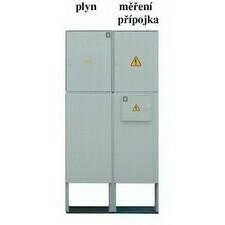 Rozváděč distribuční pilíř, HELGA 2G-N