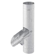 Klapka výklopná FeZn Zambelli průměr 80 mm