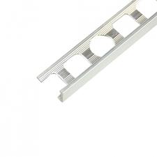 Lišta ukončovací L Acara hliník 8 mm