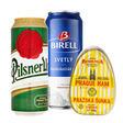 Plzeňské pivo a pražská šunka