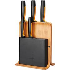 Functional Form – bambusový blok s 5 nožmi