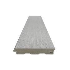 Drevoplastová terasová doska WPC WOODPLASTIC RUSTIC TOP 140x22 mm (4m) inox