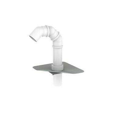 Prestup pre káble TWP 75 PVC s integrovanou PVC manžetou