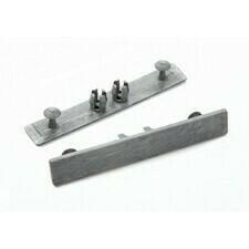 Krytka terasovej dosky DŘEVOplus PROFI 23x138mm, grey