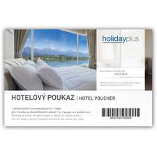 CONNEX hotelový poukaz Holiday plus