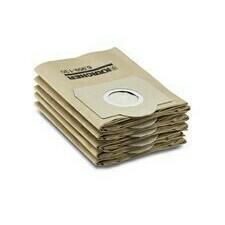 Papierové filtračné vrecká Kärcher 5ks/bal.