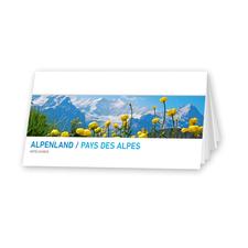 CONNEX hotelový šek Alpenland