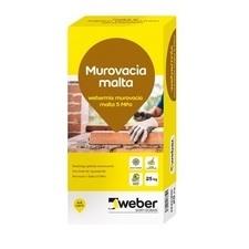Murovacia malta Webermix 5 MPa, 25 kg