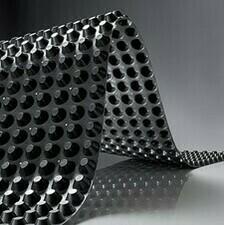 Nopová fólia DEKDREN T20 GARDEN s perforáciou, 2x20 m (40 m2 v balení)