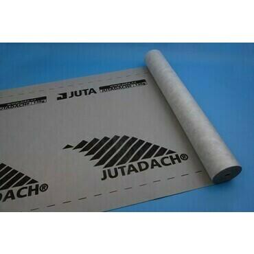 Difúzna priepustná fólia JUTADACH 135g PLUS (1,5x50m/75m2)