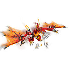 LEGO® NINJAGO Útok ohnivého draka