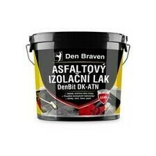 Asfaltový izolačný lak Den Braven DenBit DK-ATN, 9 kg