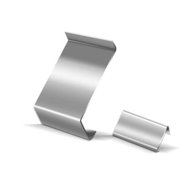 Spojka k odkvapu DRIP PLUS 20 mm, šedá