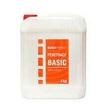 Akrylátová penetrácia DEKPRIMER BASIC, 5 kg