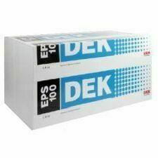 Strešný polystyrén DEK EPS 100 S Stabil 100 mm (1000x500 mm)