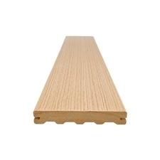 Drevoplastová terasová doska WPC WOODPLASTIC - FOREST PREMIUM 137×22 mm (4 m) cedar