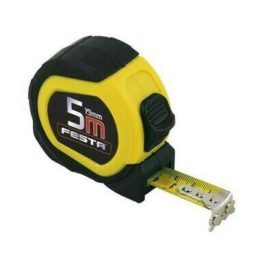Zvinovací meter 7,5 mx25 mm Magnetic 7525