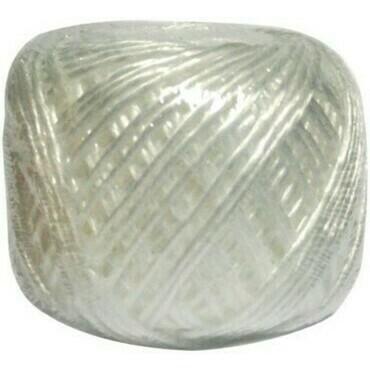 Biely motúz HEMP 200 g