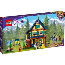 LEGO® FRIENDS Lesné jazdecké stredisko