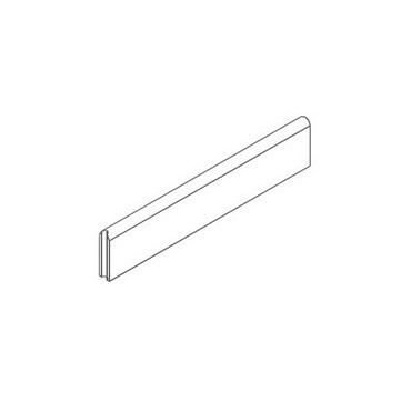 Parkový obrubník PREMAC (100x20x5 cm) sivý