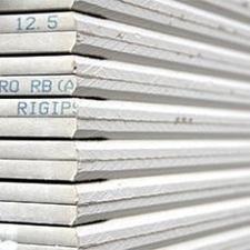 Sadrokartónová doska Rigips RB hr. 12,5 mm (1200x2600 mm)