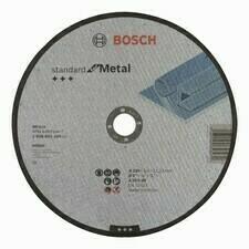 Rovný rezný kotúč na kov Bosch Standard for Metal, priemer 230 mm (25ks/obj)