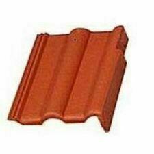 BRAMAC KLASIK Protector okrajová pravá škridla lávovočervená