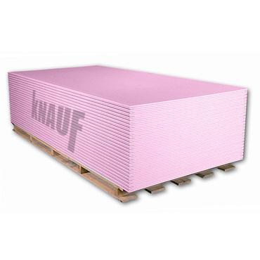 Sadrokartónová doska KNAUF F13 Red Piano GKF hr. 12,5 mm (1200x2000 mm)