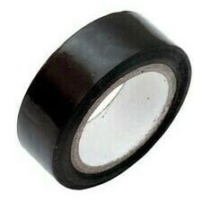 Čierna PVC páska 19 mm x 10 m