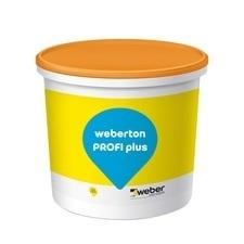 Interiérový náter Weberton PROFI plus, 25kg