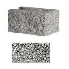 Obojstranný betónový plot PREMAC MACLIT 14,8 cm 3/4 sivá