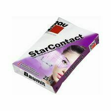 Lepiaci a stierkovací tmel Baumit StarContact, 25 kg